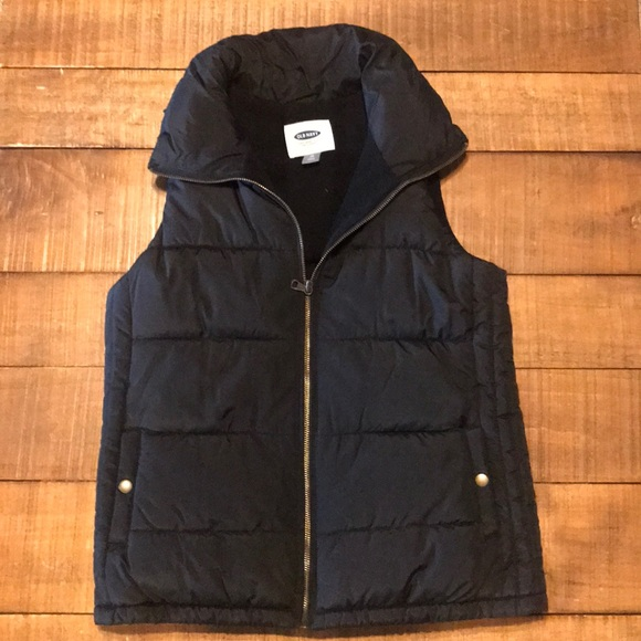 Old Navy Jackets & Blazers - Old Navy Black XS vest